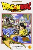 Dragon Ball Super Volume 03